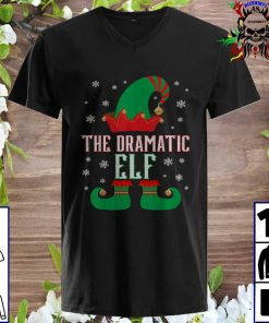 The Dramatic Elf Matching Family Group Christmas Pajama v neckThe Dramatic Elf Matching Family Group Christmas Pajama v neck